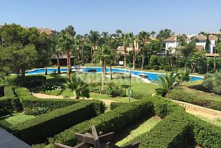 Apartment for 4-5 people only 100 meters from the beach Málaga