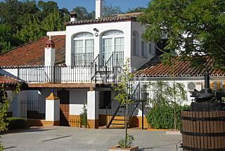 Villa for rent in Cazalla de la Sierra Seville