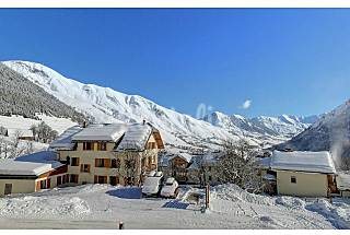 Apartment - 100 m from the slopes Savoy