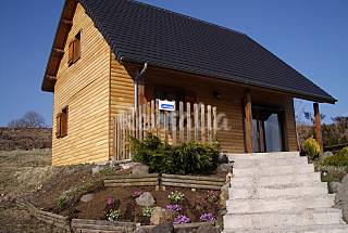 Chalet - 20 km from the slopes Puy-de-Dome