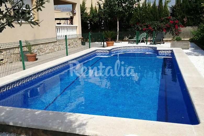 Casa para 8 9 personas con piscina privada tres calas - Casas rurales para dos personas con piscina privada ...