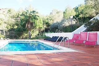 Villa en alquiler a 4 km de la playa Barcelona