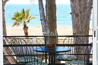 Villa en alquiler en 1a línea de playa Tarragona