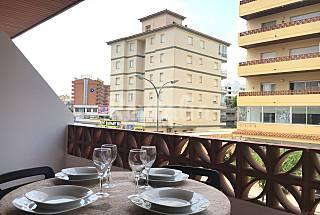 Estudio en alquiler a 400 m de la playa Girona/Gerona