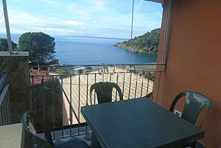 Apartment for 2-4 people only 150 meters from the beach La Spezia