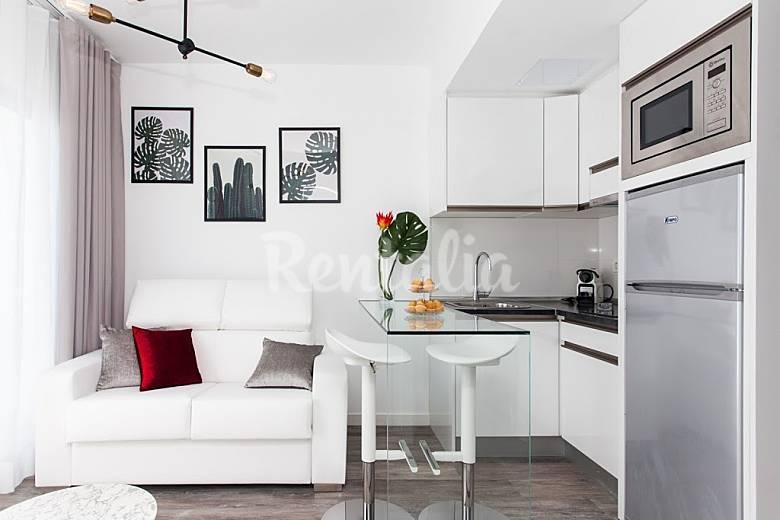 Apartamento en alquiler en fuerteventura corralejo playa la oliva fuerteventura - Alquiler de apartamentos en oliva playa ...
