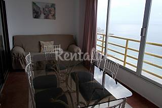 Apartment for 4-6 people on the beach front line Alicante
