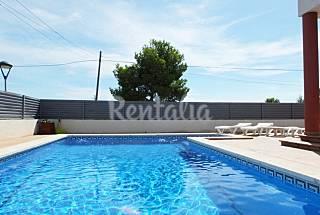 Villa para 8 personas a 2 km de la playa Tarragona