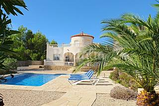 Stuning villa, with privat pool, airco and wifi Tarragona
