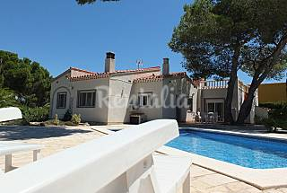 Villa for 6 people 2 km from the beach Tarragona