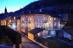 Villa for rent Saint-Barthélemy Aosta