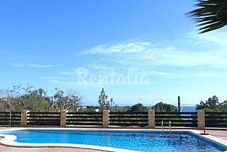 Villa for rent only 300 meters from the beach Alicante