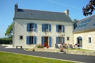 Casa - a 10 km de la playa Finistère