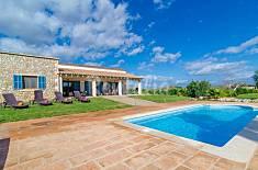 Villa zur Vermeitung in Son Valls Mallorca