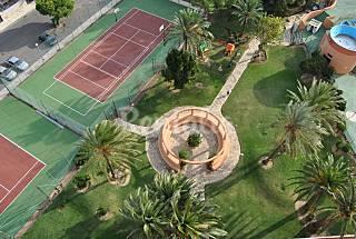 Apartamento con piscina y tenis Girona/Gerona