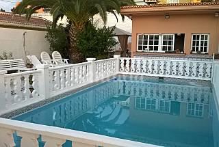 Villa de 2 chambres à 3 km de la plage Ténériffe