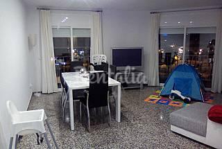 Apartamento para 6-9 personas a 100 m de la playa Girona/Gerona
