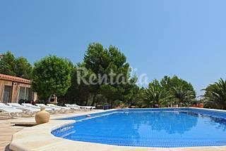 Villa privada, con piscina, wifi i aire acond. Tarragona