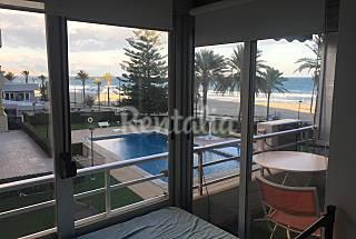 apartment just in front of San Juan Beach, Alicante