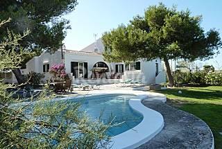 Villa con 4 stanze a 8 km dalla spiaggia Minorca