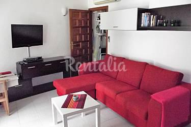 Apartment Living-room Alicante Dénia Apartment