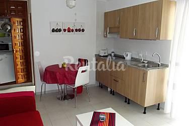 Apartment Kitchen Alicante Dénia Apartment