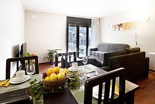 Apartment with 1 bedrooms Pas de la Casa - Grau Roig