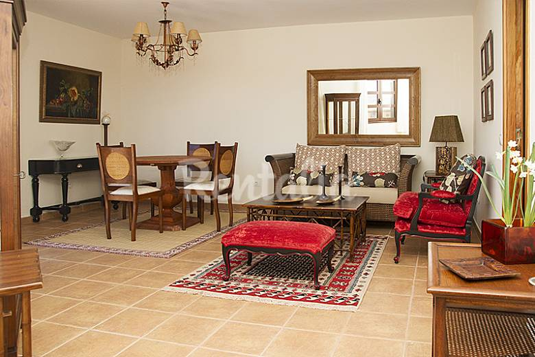 Villa colonial in canary style Tenerife