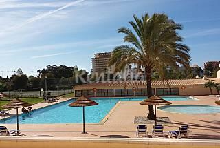 Apart in a Closed Condominium in Praia Rocha beach Algarve-Faro