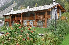 Apartment for 5 people Breuil Cervinia Valtournenche Aosta