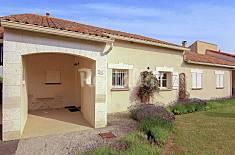 Villa para 8 personas en Rouzède Charante