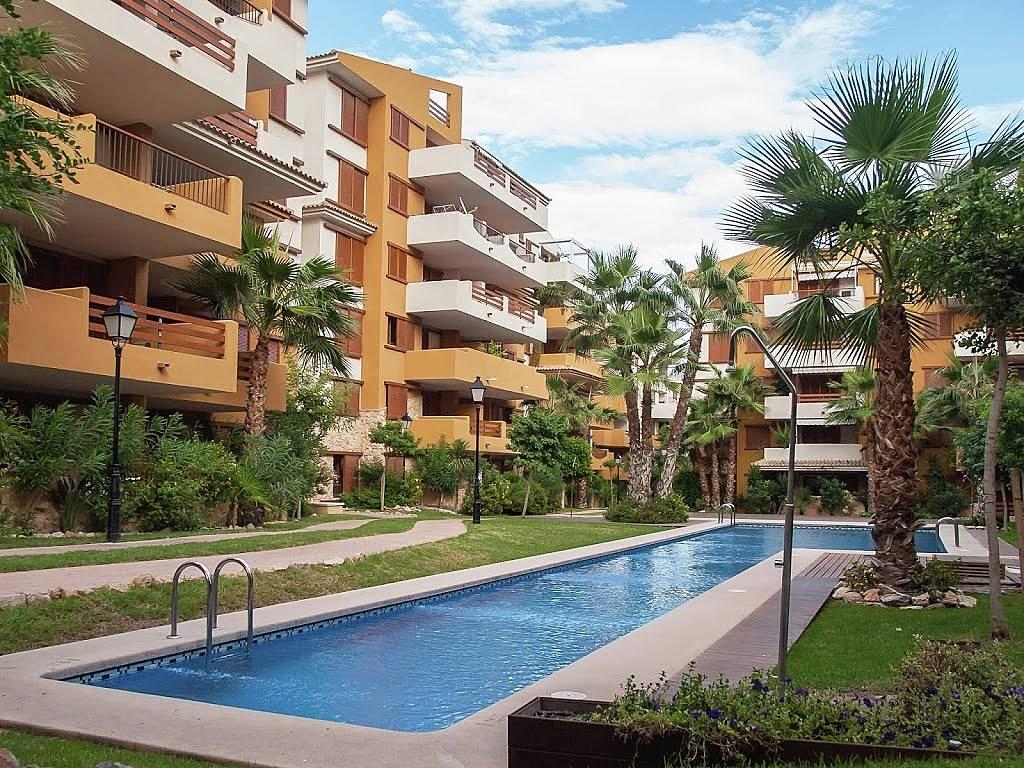 Apartamento en alquiler en punta prima punta prima torrevieja alicante costa blanca - Alquilar apartamento en torrevieja ...