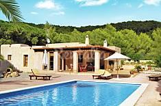 Villa for 4 people in Santa Eulalia del Río Ibiza