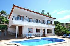 Villa voor 8 personen in Blanes Gerona