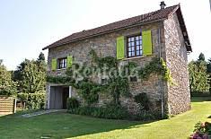 Vivenda para alugar em Limusino Corrèze