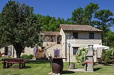 Apartment for 2 people in Abbadia Settefrati Perugia