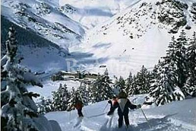 Estación de esquí Vall de Núria