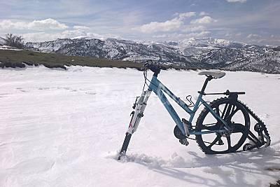 Skigebied Leitariegos