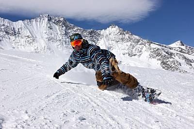 Skigebied San Isidro